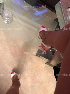 Aude-marine escort girl massage tantrique